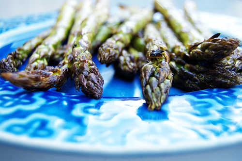 grilled asparagus 5