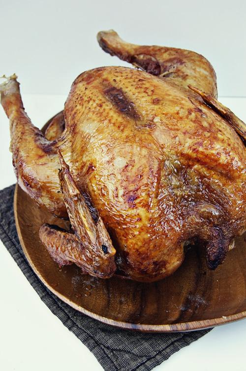 bourbon fried turkey