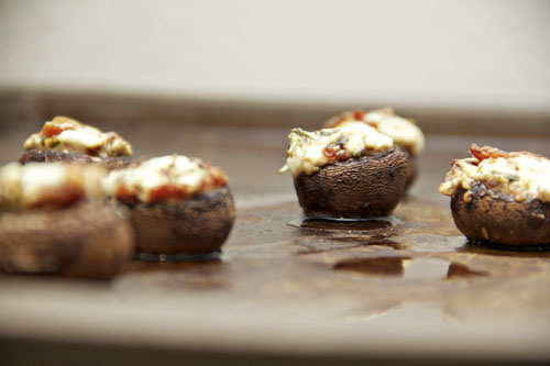 stuffed mushrooms 4