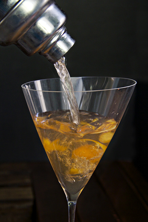 southern gin cocktail