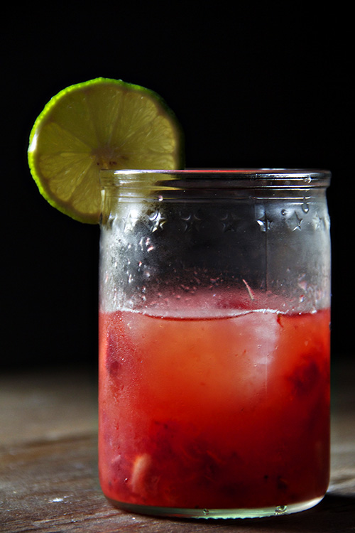 strawberry caipirinhas 4
