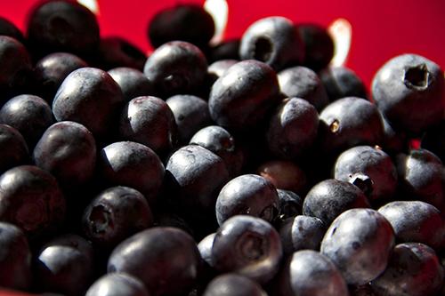 blueberry cake 4