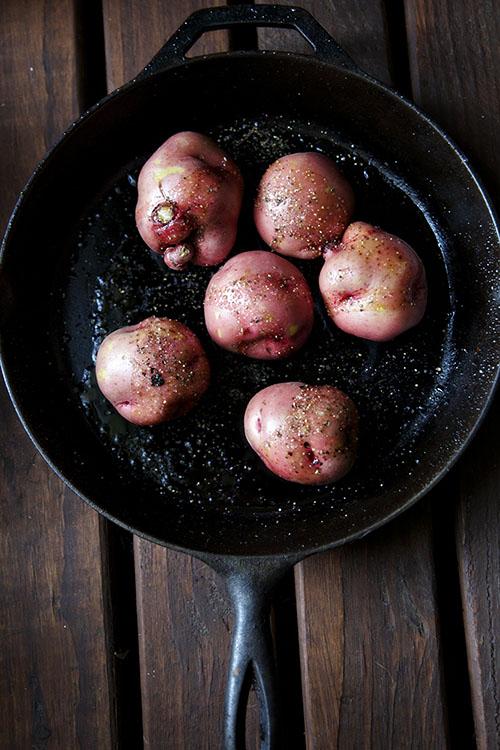 smashed potatoes 2