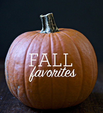 fall favorites button