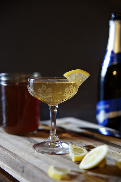 meyer lemon cocktail 3