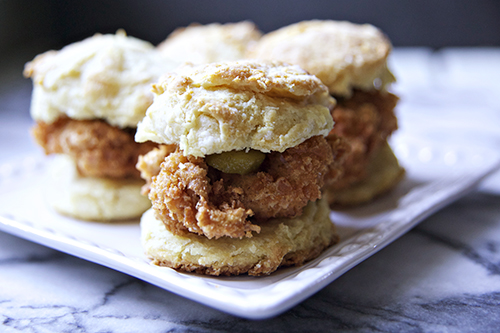 Spicy Southern Chicken Biscuits Recipes — Dishmaps