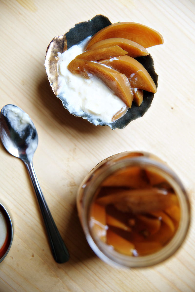 pickled peaches 4