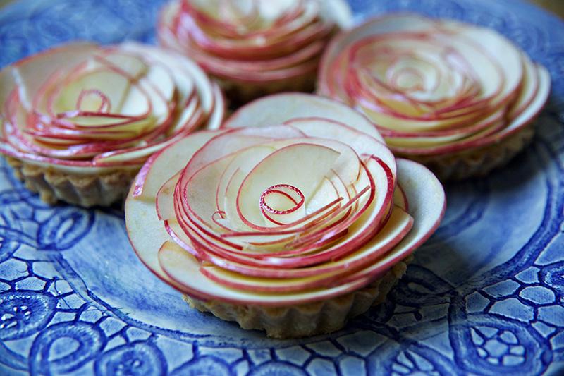 apple tarts 1