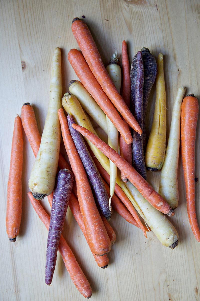 sweet carrots 1