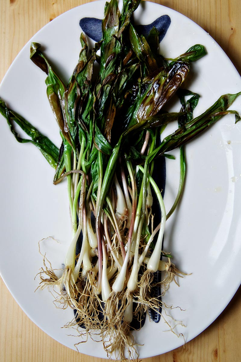 grilled ramps 3