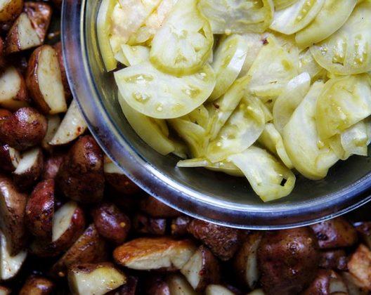 potatoes & tomatoes 1